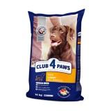 """CLUB 4 PAWS ПРЕМИУМ """"КОНТРОЛЬ ВЕСА"""". Полнорационный сухой корм для взрослых собак всех пород 14 кг"""