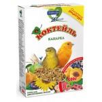 Корм Коктейль «Канарейка» Для канареек и декоративных птиц 0,5 кг