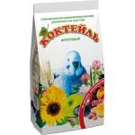 Корм Коктейль «Фруктовый» Для волнистых попугаев 0,5 кг