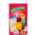 Мелок с морскими ракушками для средних попугаев