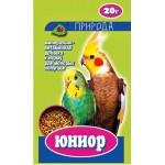 Витамины «Юниор» Витамины для волнистых попугаев