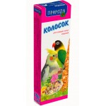 Природа колосок «Медовый» для средних попугаев  0,14 кг