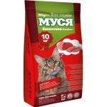 Корм «Муся» для кошек (говядина)