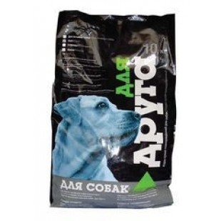 """Корм для собак """"Для друга"""" 3 кг (стандарт) O.L.Kar"""