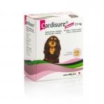 Cardisure (Кардишур) 2,5мг 100 таблеток (аналог Ветмедина)
