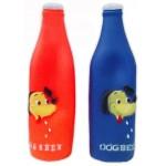 Игрушка резиновая Бутылка 6-8, L-6 см, В-6 см, H-20,5 см