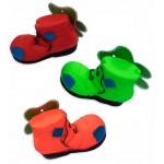 Игрушка резиновая Башмачок 39-7, L-10 см, В-5 см, H-6 см