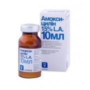 Амоксицилін 15% LA 10 мл Інвеза