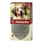 Адвантикс 10-25 кг, 2,5 мл, 4 пипетки