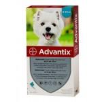 Адвантикс 4-10 кг, 1 мл, 4 пипетки
