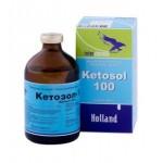 Кетозол 100 мл (кетопрофен)