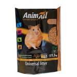 Наполнитель AnimALL древесный 1,5 кг