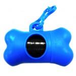 Диспенсер для пакетов DB-01 синий